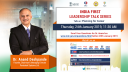 "Leadership Talk Series"" by Dr. Anand Deshpande, Founder, Chairman & Managing Director Persistent Systems Ltd"